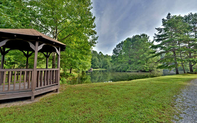 Trout Run Cabin Blue Ridge GA-small-025-GazeboPond-666x417-72dpi